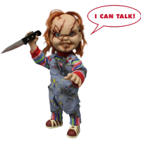 Bride of Chucky: Chucky - Mega Scale Talking Doll